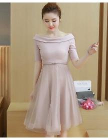 dress korea D4473