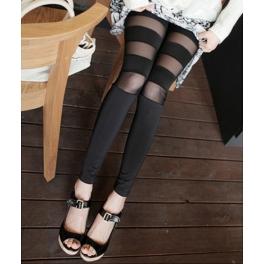 Celana Legging Wanita Korea T1067 Moro Fashion