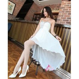 Gaun Pesta Korea D920 Moro Fashion