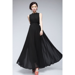 Long Dress Pesta D942 Moro Fashion