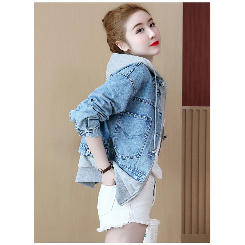 jual jaket denim import