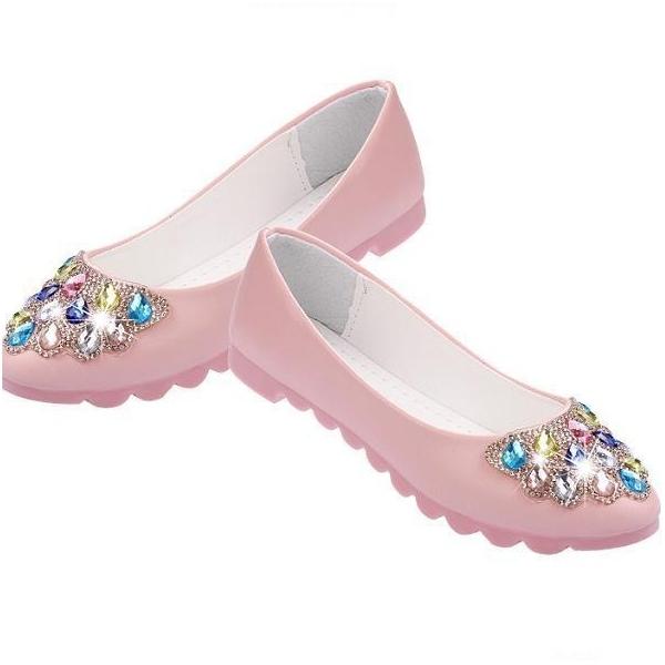 Flat shoes model korea sh131 moro fashion for Model of flat