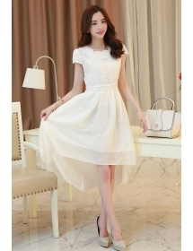 Dress Pesta Korea D1805 Moro Fashion