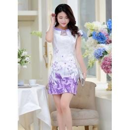 Gaun Pesta Wanita D1913 Moro Fashion