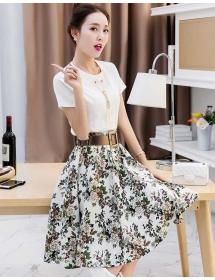 setelan wanita korea D3160
