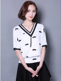 blouse korea T3063