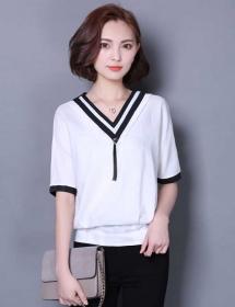 blouse korea T3065