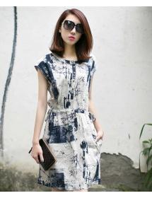 dress wanita import D3183