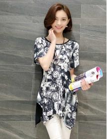 blouse wanita import T3071