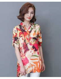 blouse wanita import T3076