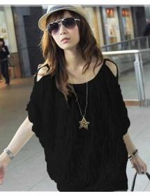 blouse wanita import T3099