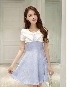 dress korea D3217
