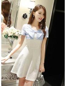 dress korea D3218