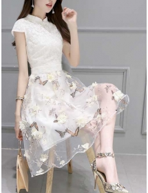 dress korea D3221