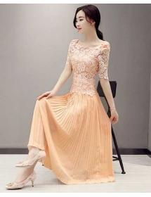 long dress import D3227