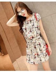 dress wanita import D3259