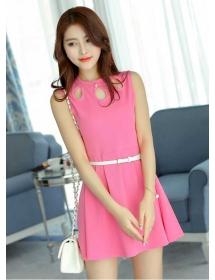 dress wanita import D3265