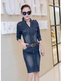 dress denim D3267