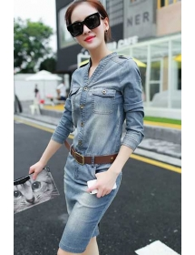 dress denim D3268