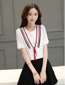 blouse korea T3124