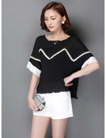 blouse korea T3125