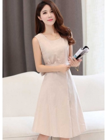 dress wanita import D3277