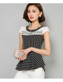 blouse korea T3127