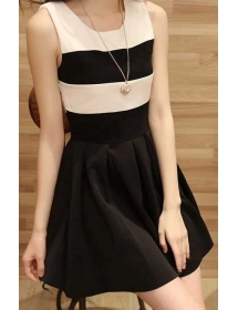 dress wanita import D3291