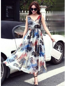 long dress import D3299