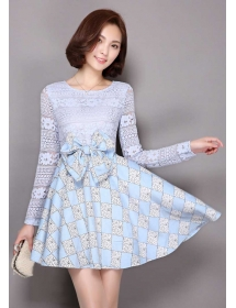 dress korea D3301