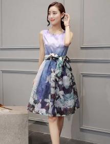 dress korea D3303