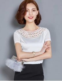 blouse wanita korea T3142