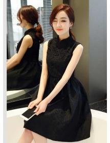 dress pesta D3314