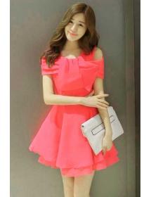dress korea D3318