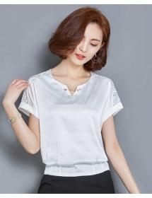 blouse wanita korea T3157