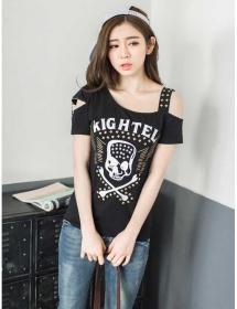 blouse wanita import T3163