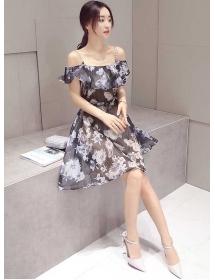 dress wanita import D3331