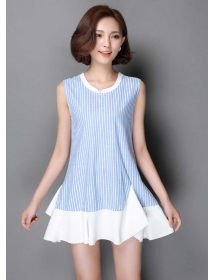 dress wanita import D3336