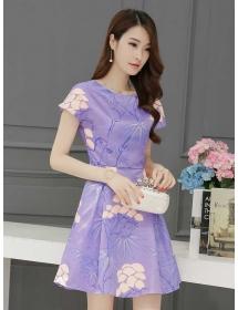 dress korea D3342