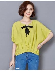 blouse wanita korea T3166