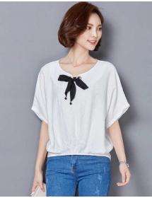 blouse wanita korea T3168