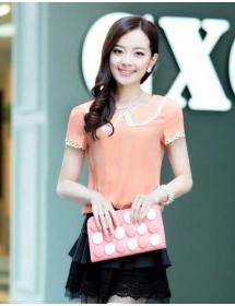 blouse wanita import T3174