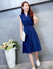dress wanita import D3360