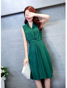dress wanita import D3361