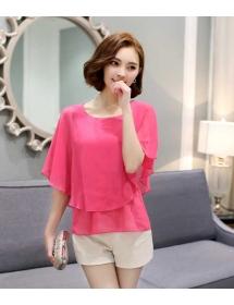 blouse chiffon T3187