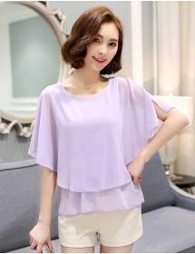 blouse chiffon T3188