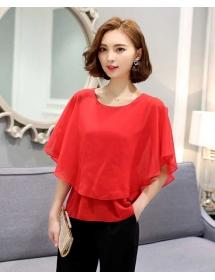 blouse chiffon T3190