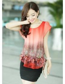 dress wanita import D3374