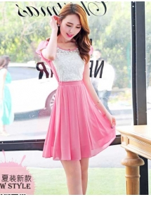 dress wanita import D3380