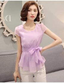 blouse korea T3193